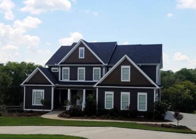 Picture perfect roof installation in Mount Olive AL