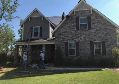 New roof needed due to weather damage in Birmingham AL